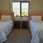 Avery Lane room with two single beds